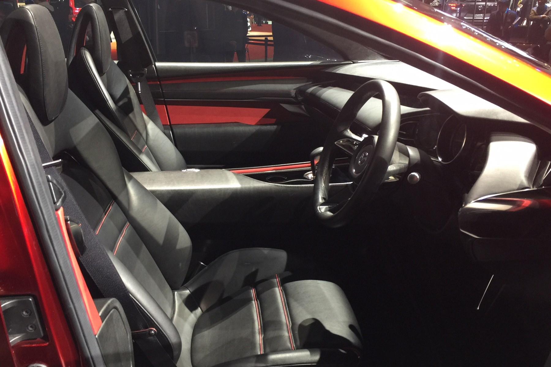Mazda Kai previews next 3 | CAR Magazine