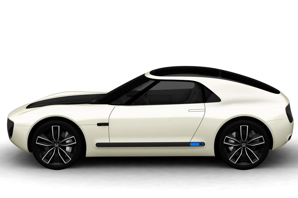 Honda reboots the classic \'60s sports car with its EV Sport ...