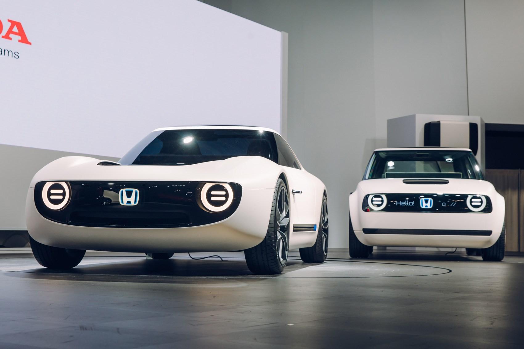 Honda Sports EV Concept: Patent Hints At Revised