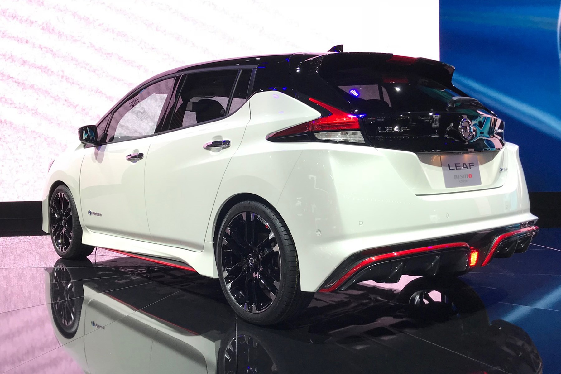 Nissan Leaf Nismo Sexes Up The Bestselling Ev Line By Car