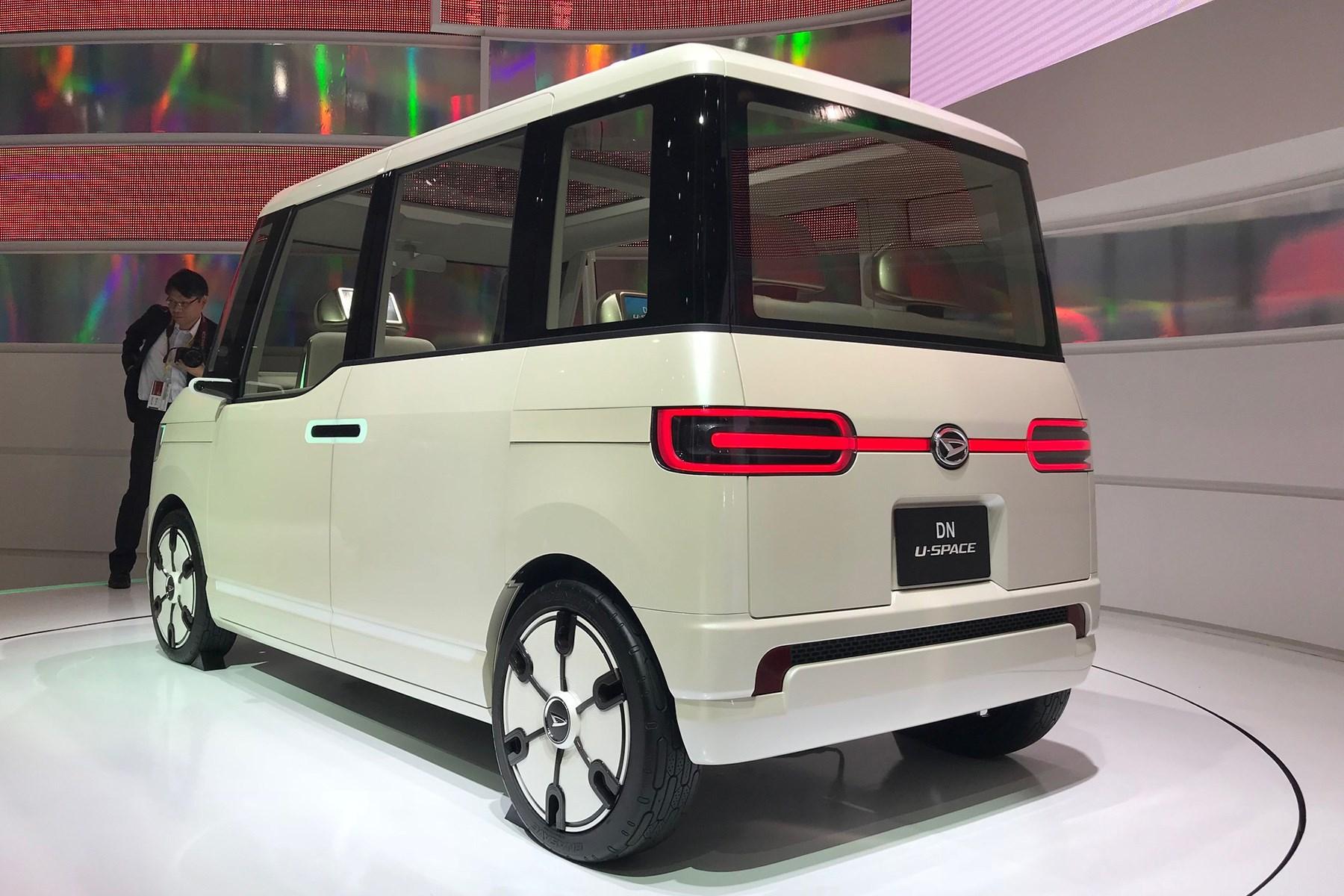 Mclaren For Sale >> Daihatsu Compagno heads new five car DN-range | CAR Magazine