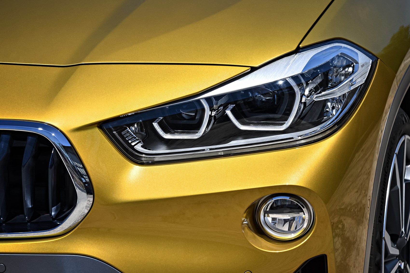 BMW X2 SUV: new crossover dubbed 'the cool X' revealed | CAR