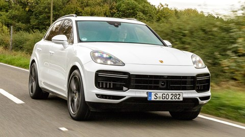 Porsche Cayenne Turbo (2017) review