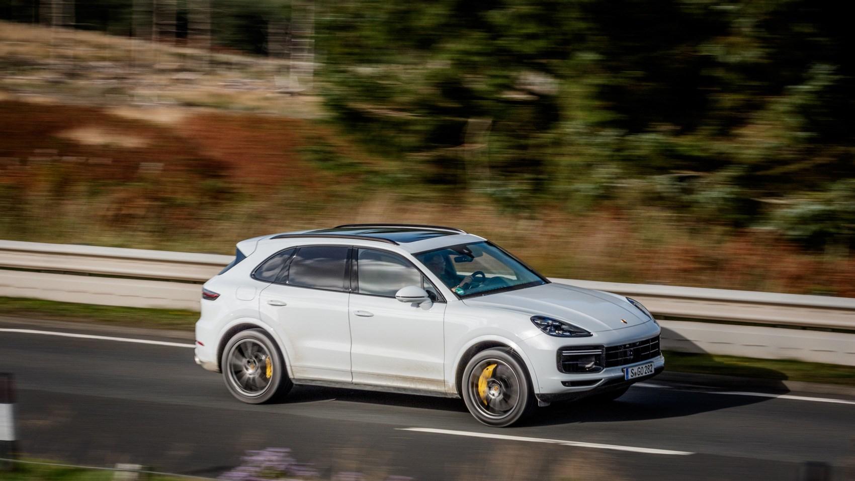 Porsche Cayenne Turbo (2017) review   CAR Magazine