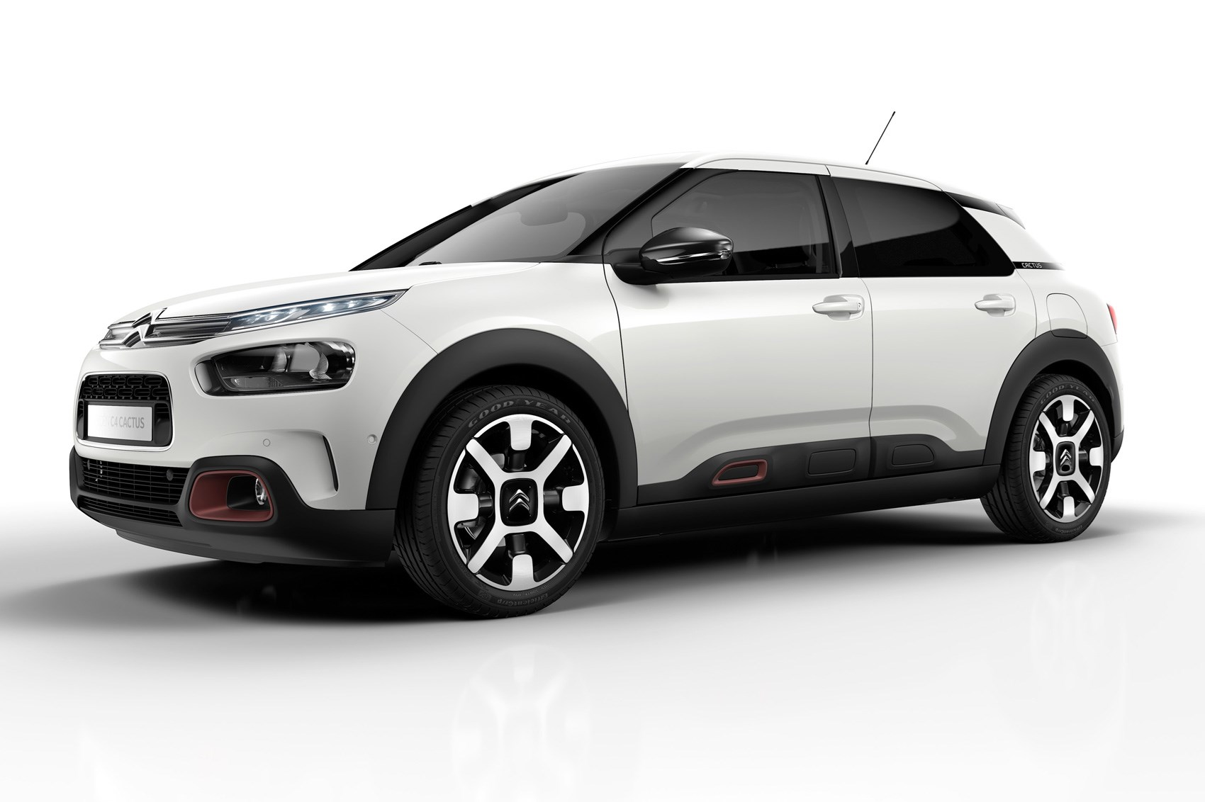 citroen c4 cactus facelifted airbumps out comfier ride. Black Bedroom Furniture Sets. Home Design Ideas