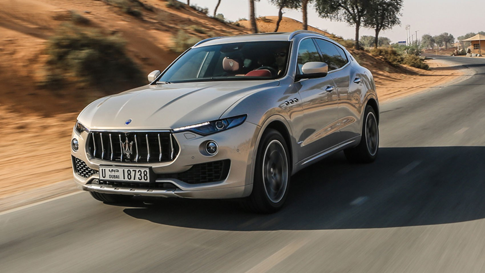 maserati levante 3 0 v6 s 2017 review car magazine. Black Bedroom Furniture Sets. Home Design Ideas