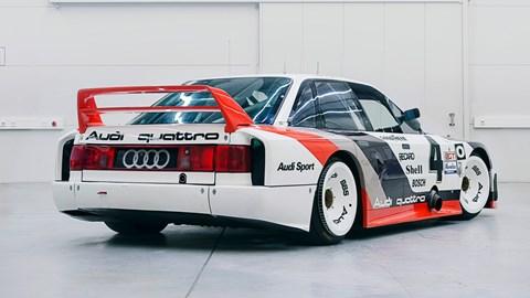 Audi 90 GTO IMSA