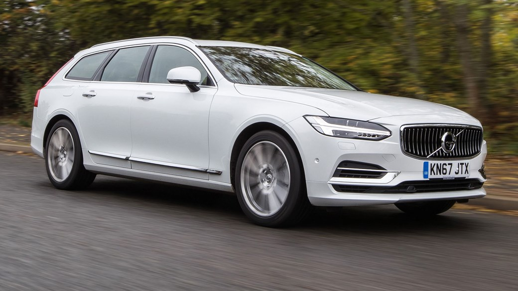Volvo V90 T8 Twin Engine (2017) review
