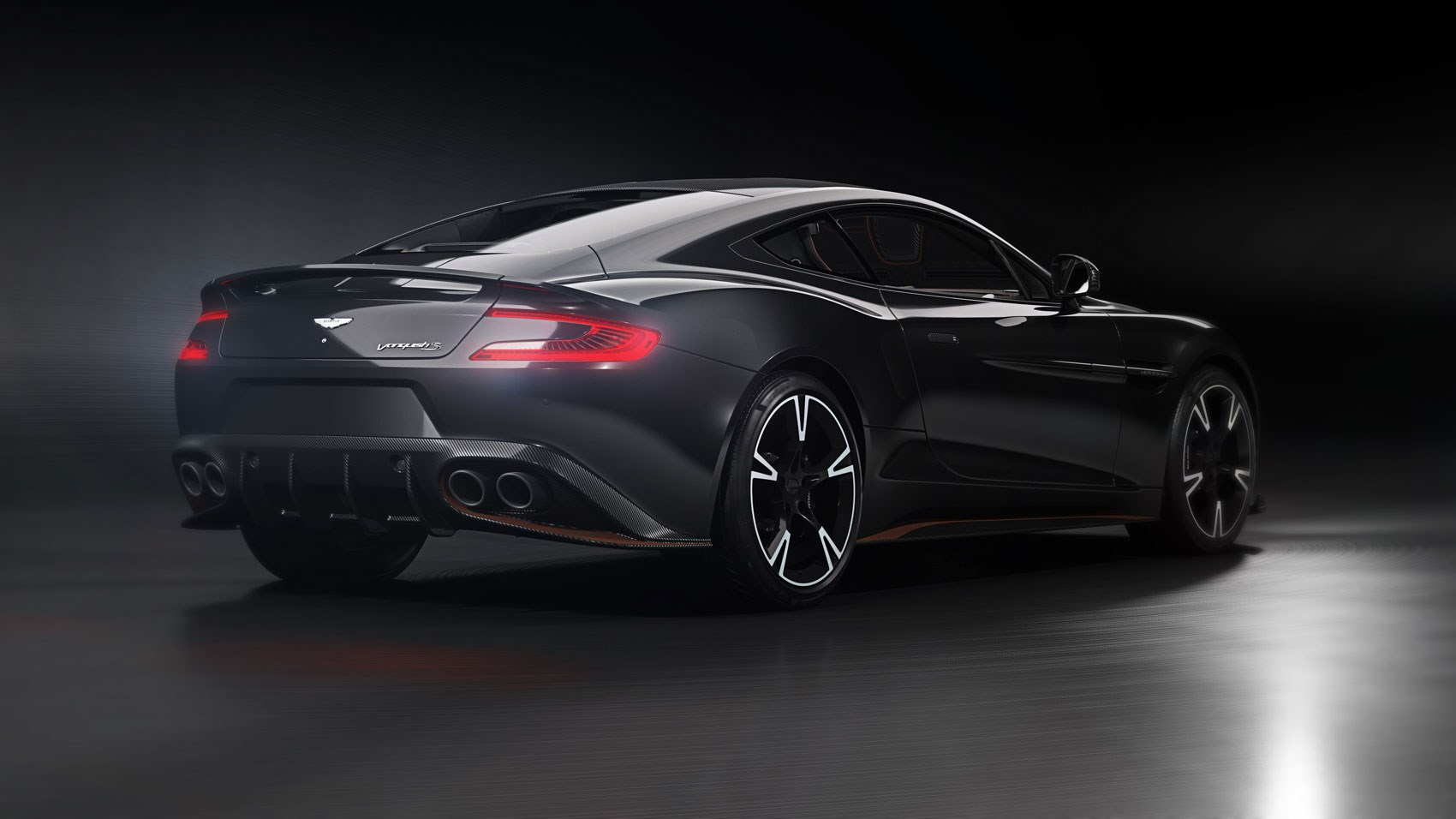 Aston Martin Vanquish S Ultimate Edition: A Final Farewell