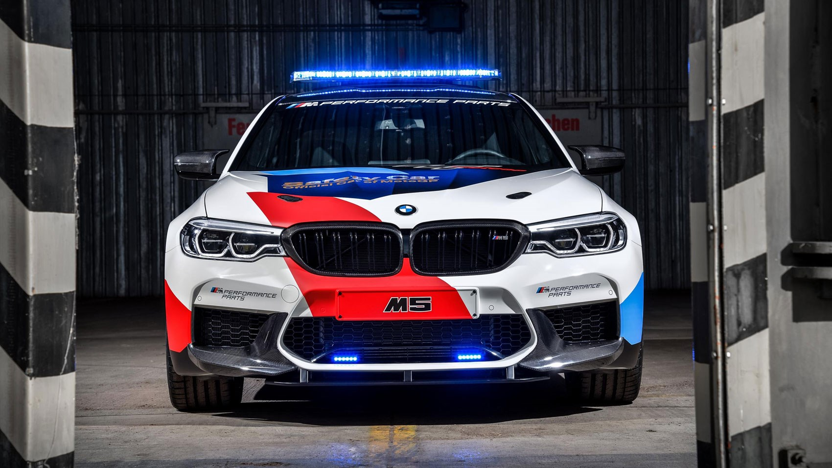 BMW M MotoGP Safety Car For Full Pictures Details By CAR - How to make car cooler