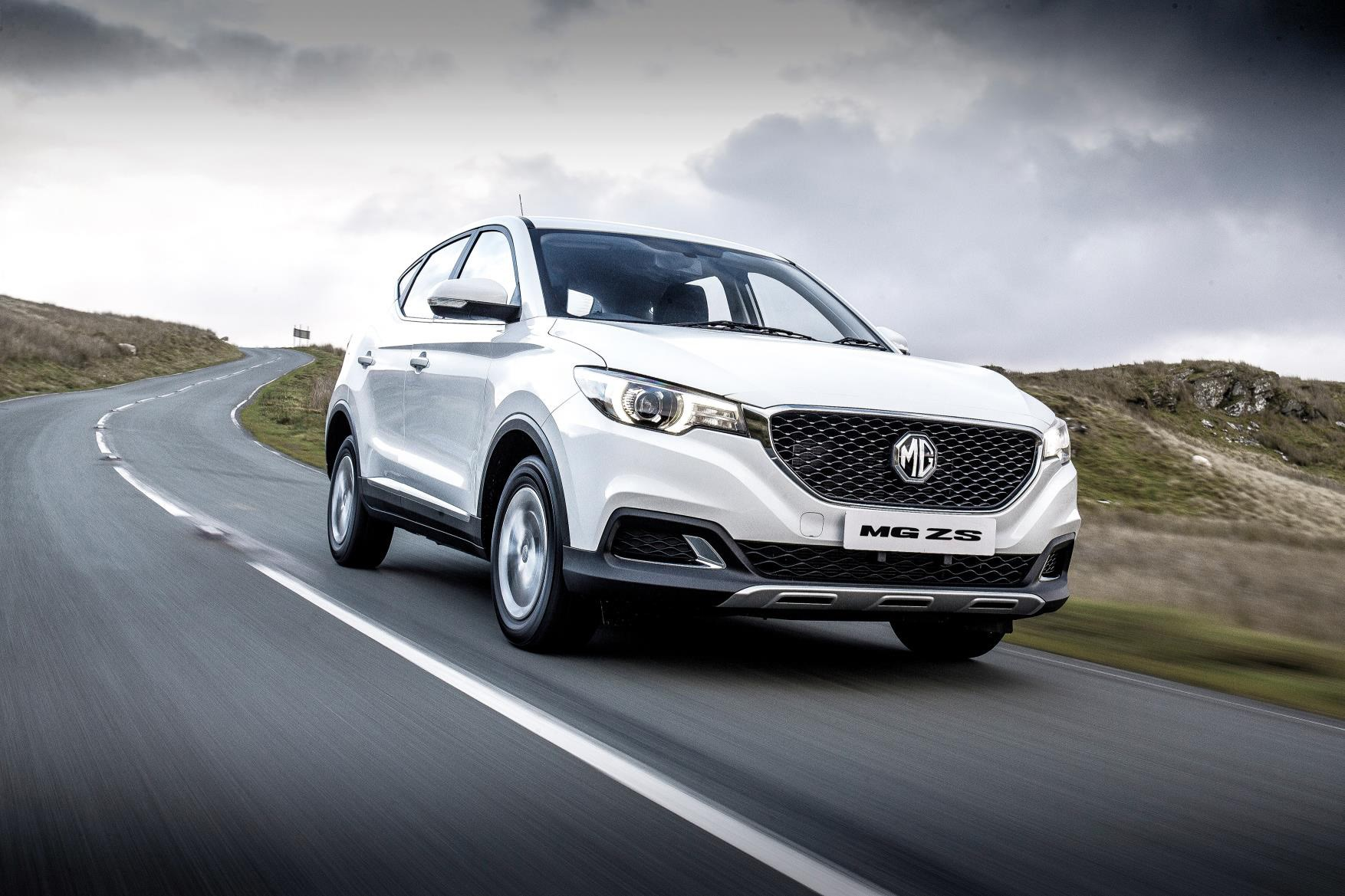 MG ZS crossover (2018) review | CAR Magazine