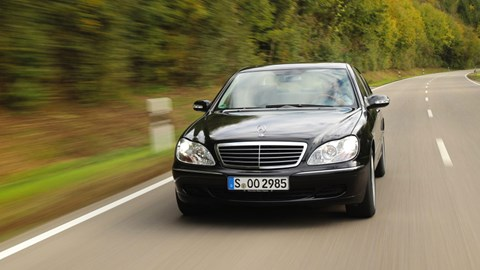 History of the Mercedes S-class: all six eras driven   CAR