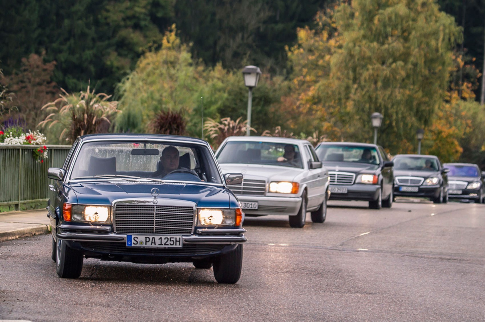 History Of The Mercedes S Class All Six Eras Driven Car