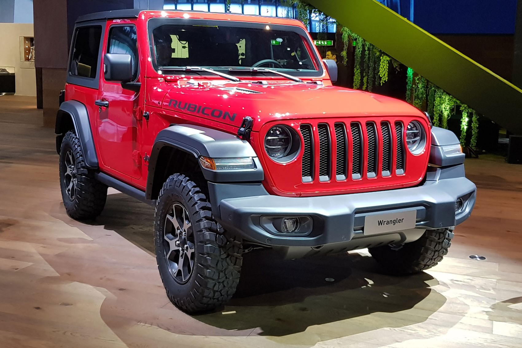 all new 2018 jeep wrangler - HD 1700×1132