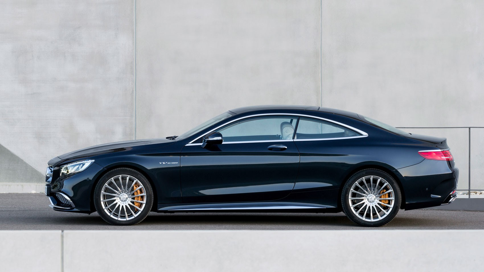 Mercedes-AMG S65 Coupe