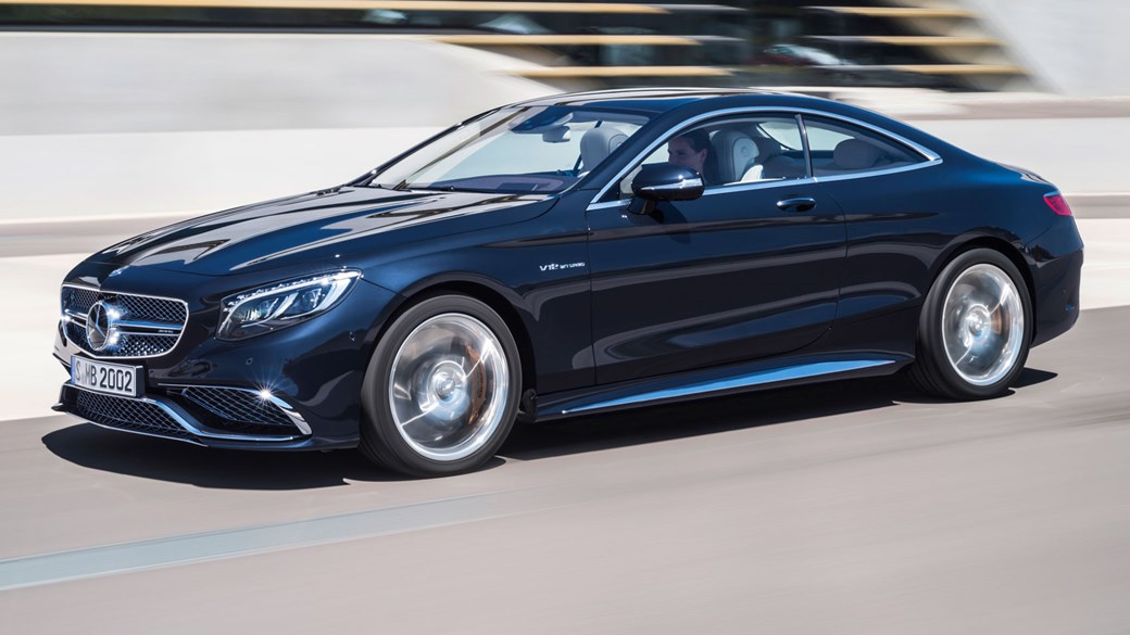 Mercedes Amg S65 Coupe 2017 Review