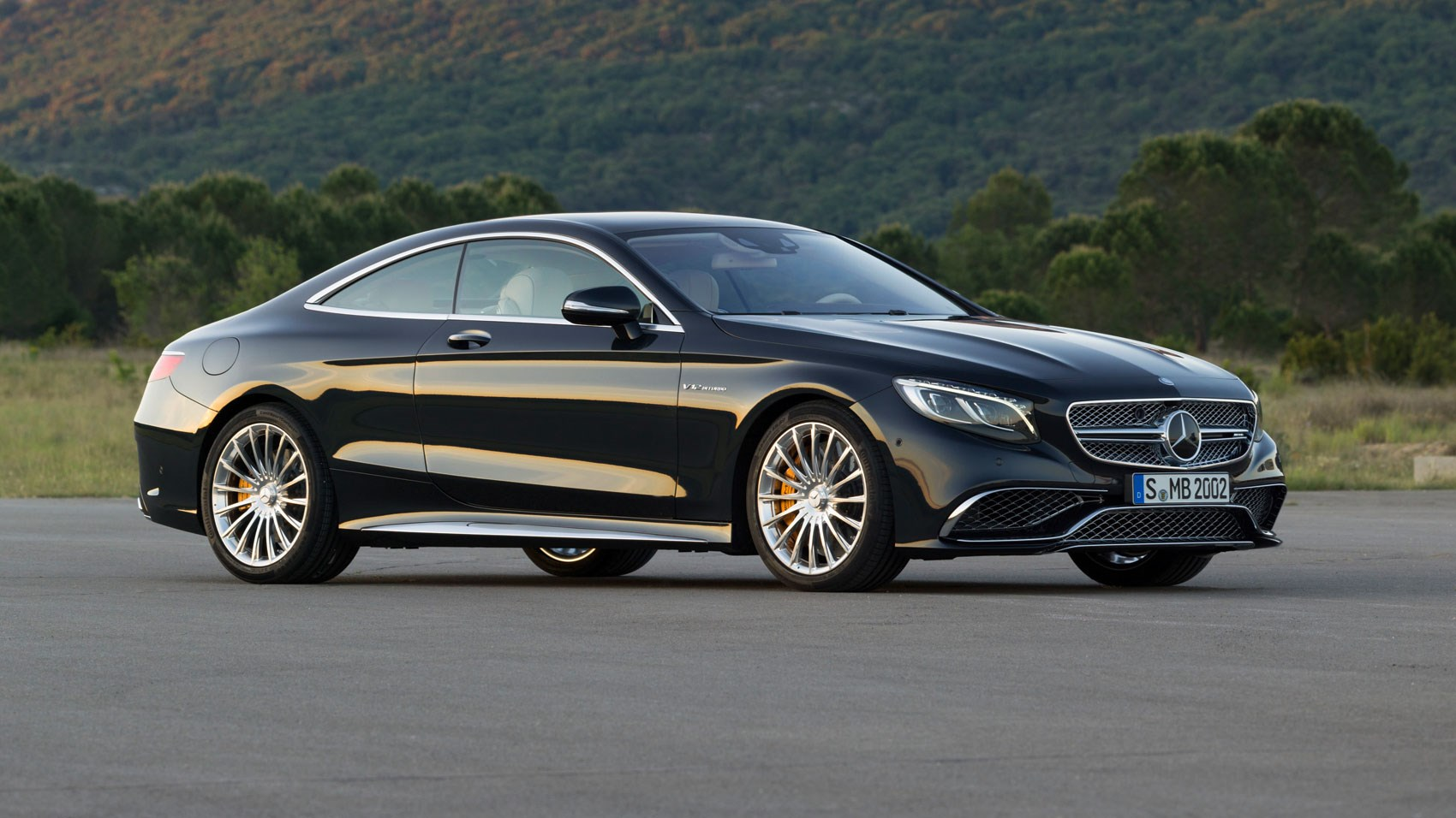 Mercedes Amg S65 Coupe 2017 Review Car Magazine