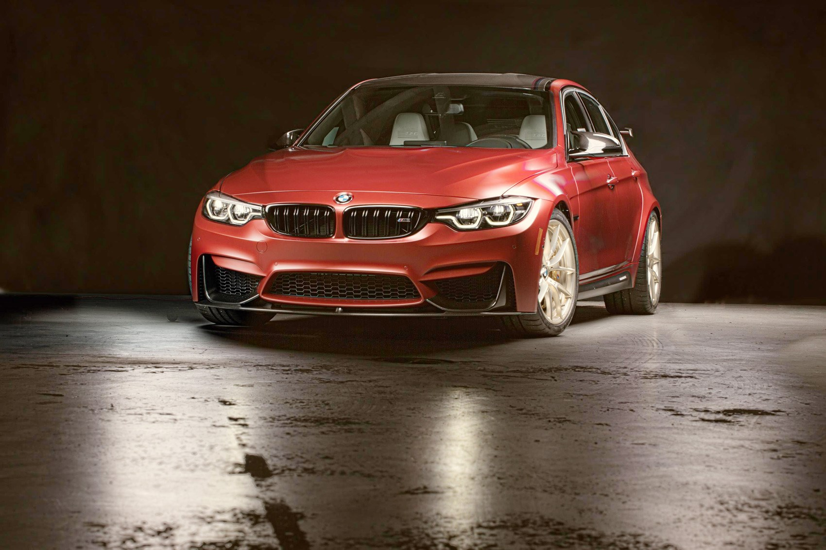 Bmw M3 30th Anniversary Edition At Sema Car Magazine