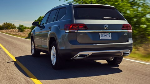 VW Atlas (2017) review | CAR Magazine