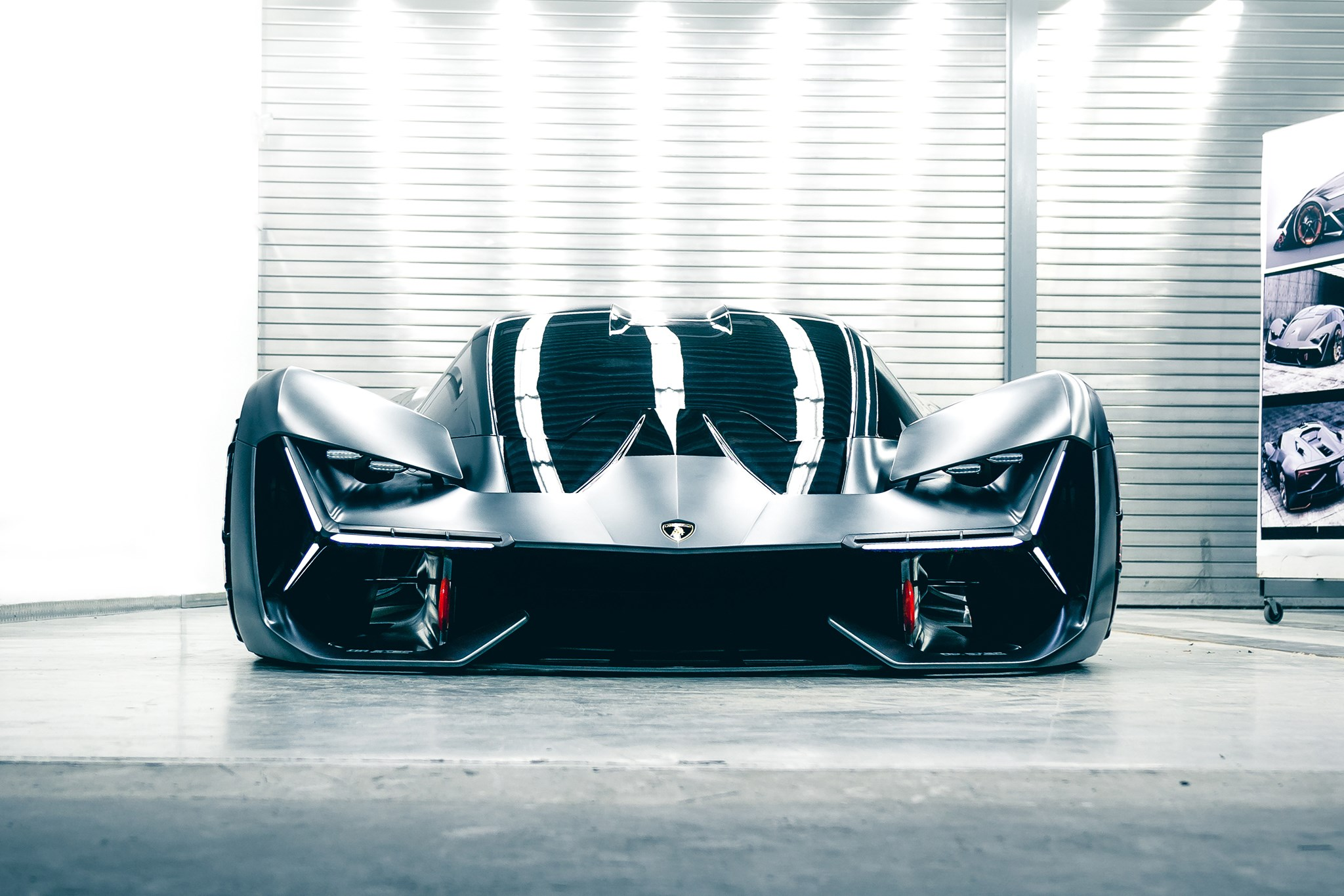 Lamborghini Terzo Millennio: specs, photos and news by CAR Magazine