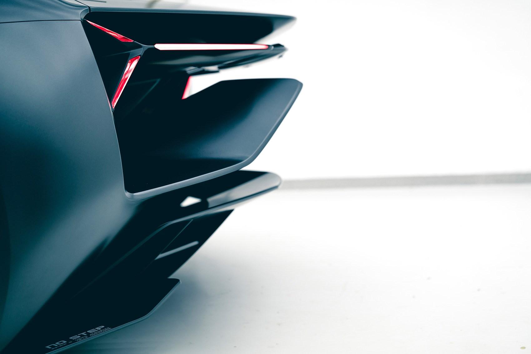 Lamborghini Terzo Millennio Specs Photos And News Car Magazine