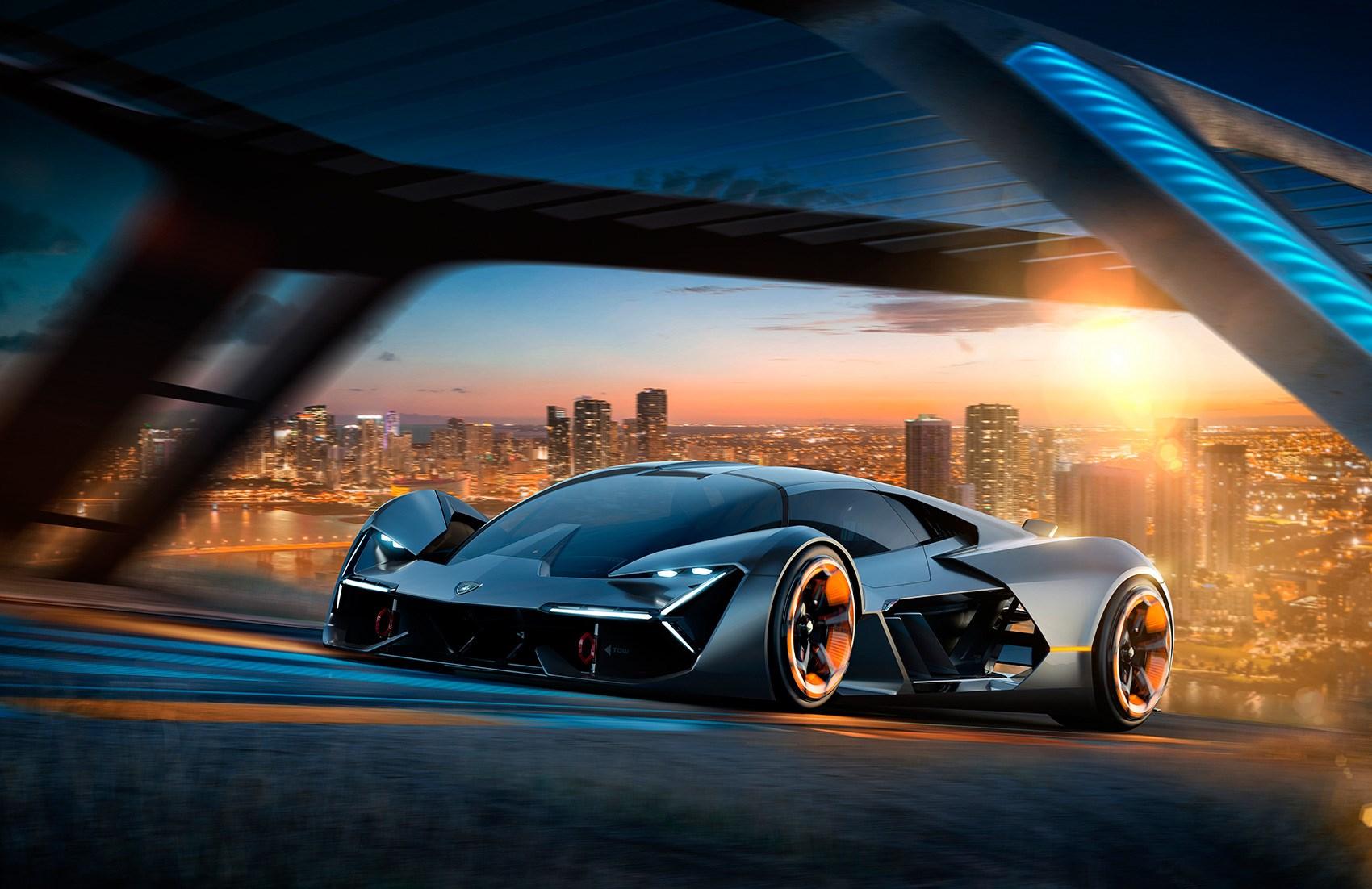 Lamborghini Terzo Millennio Specs Photos And News Car