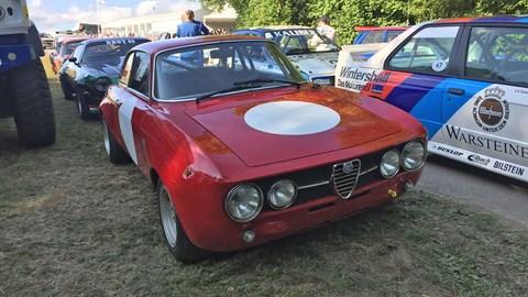 Alfa 1750 GTAm Goodwood 2017