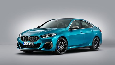 BMW 2-series Gran Coupe at 2019 LA Auto Show