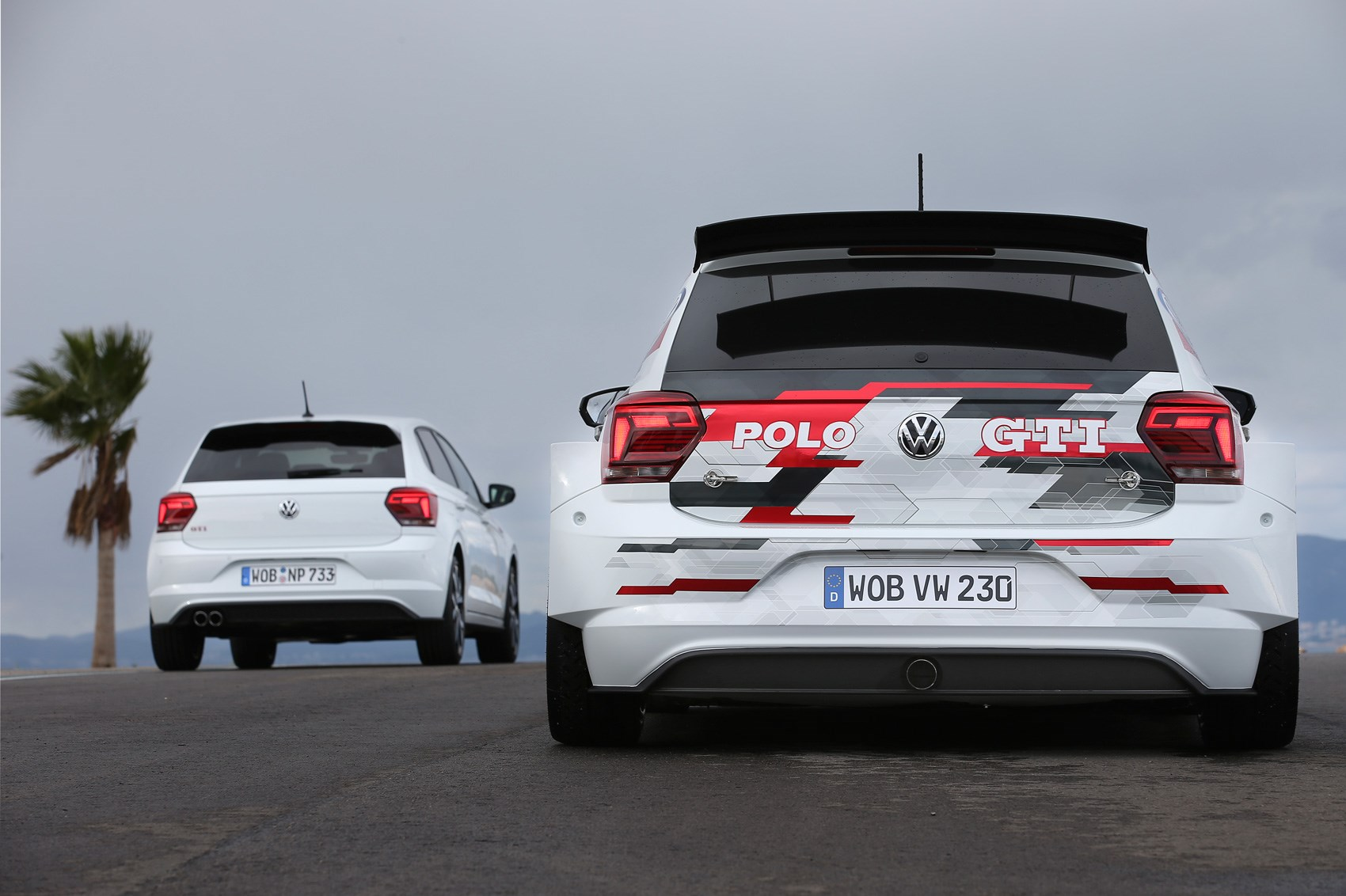 Vw Polo Gti R5 Amped Up Rally Hatch Revealed