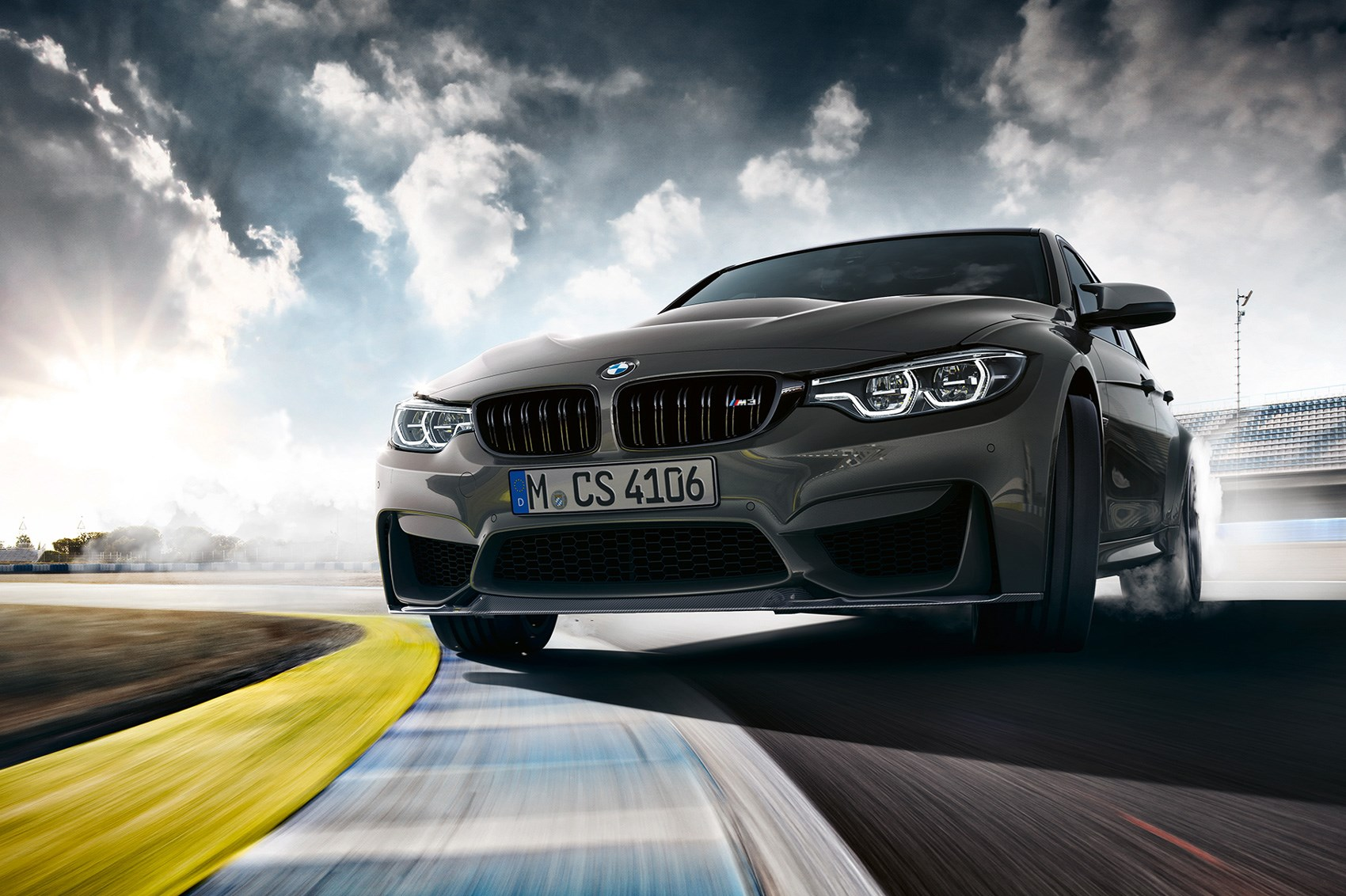 Just add carbonfibre: BMW M3 CS is hottest 3-series yet