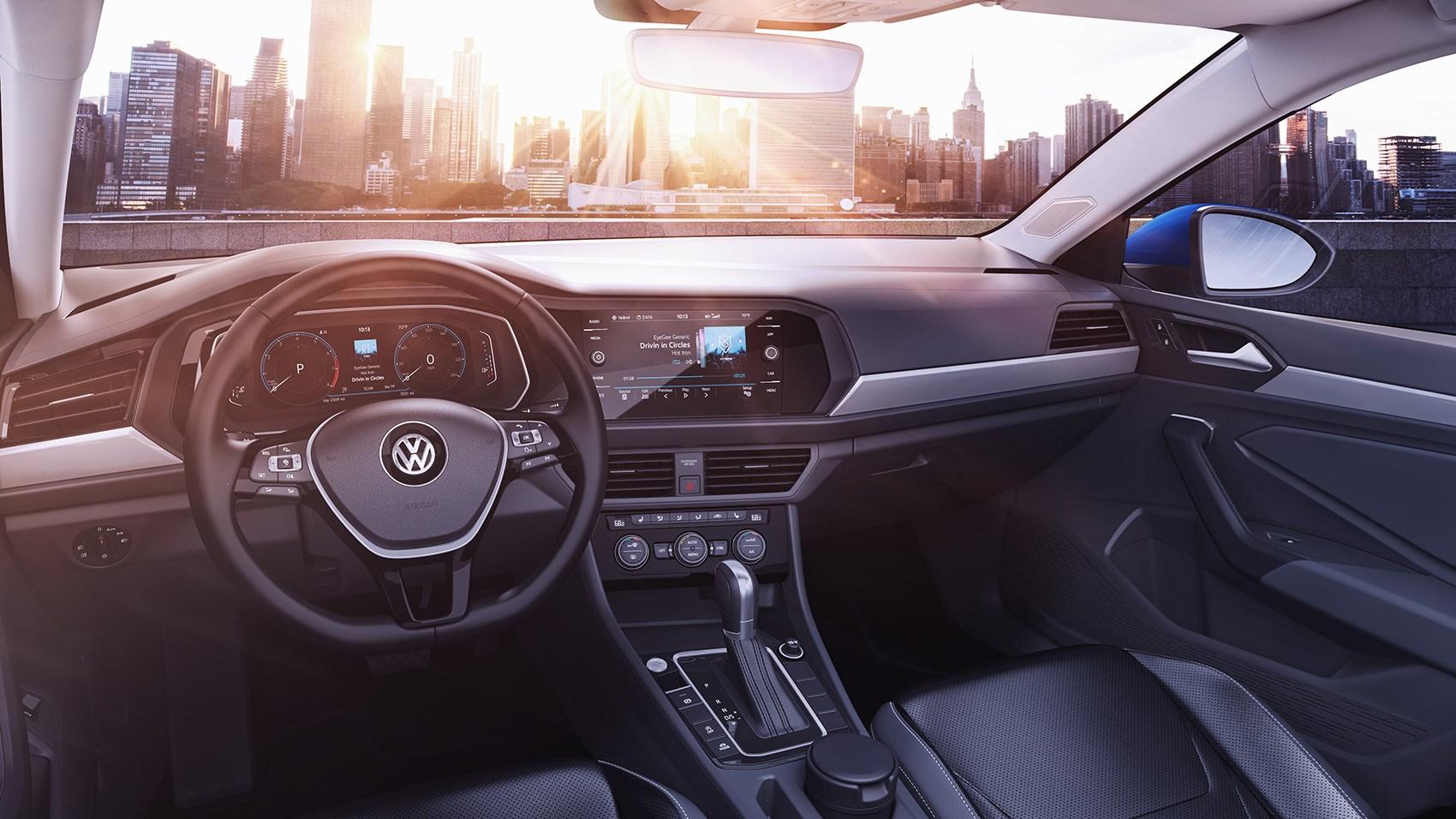 Too Very Volkswagen Spec Inside Interior Of New 2018 Jetta