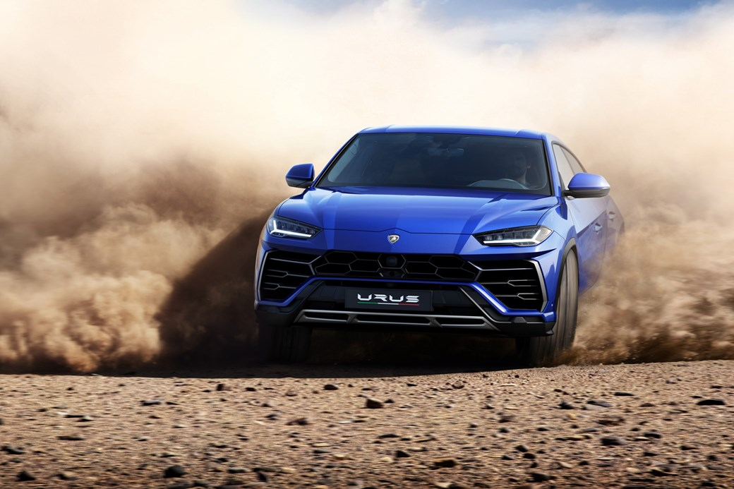 Lamborghini Urus 2018 Suv Everything You Need To Know Car Magazine
