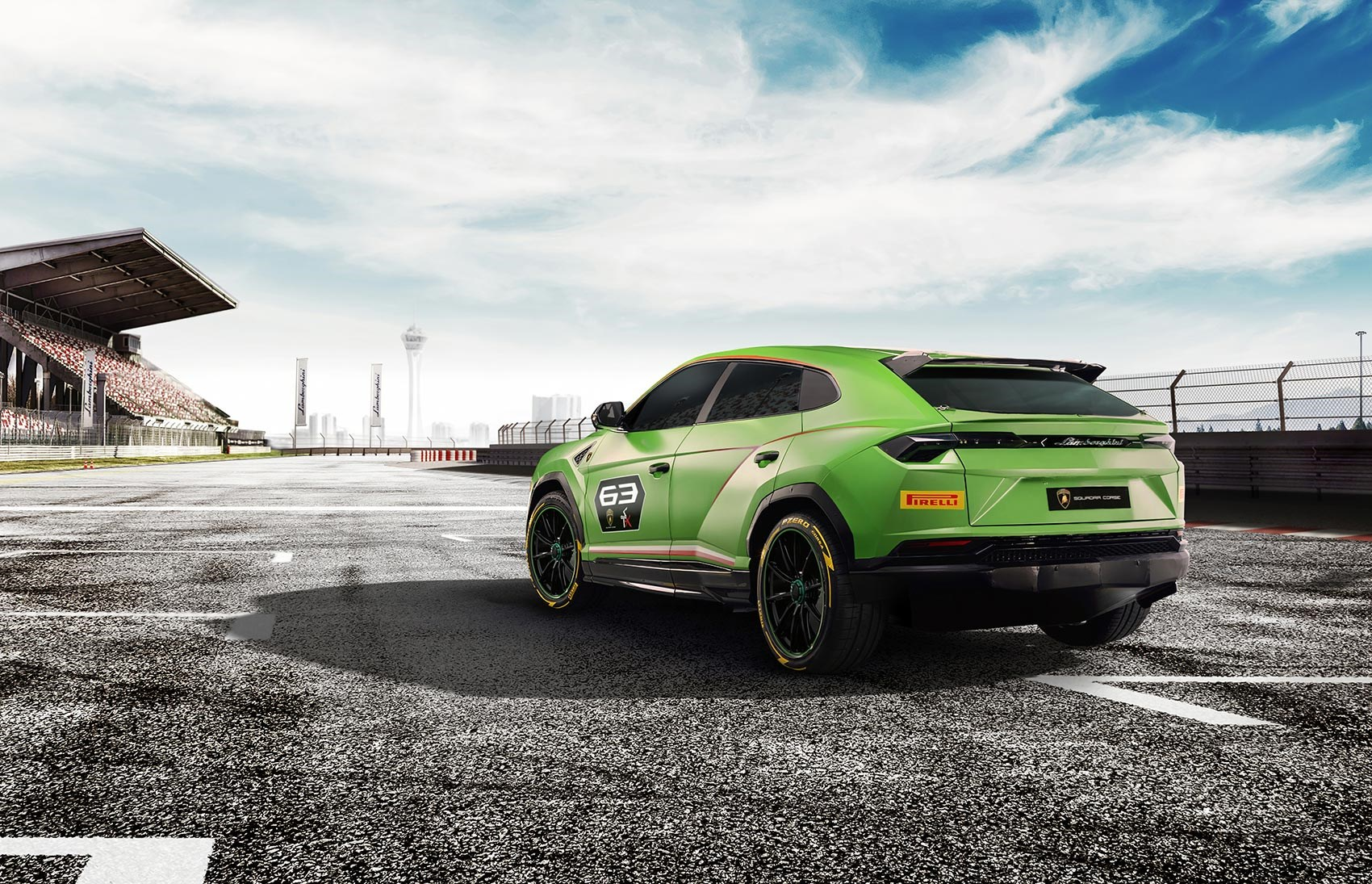 Lamborghini Urus 2018 Suv Everything You Need To Know Car Magazine