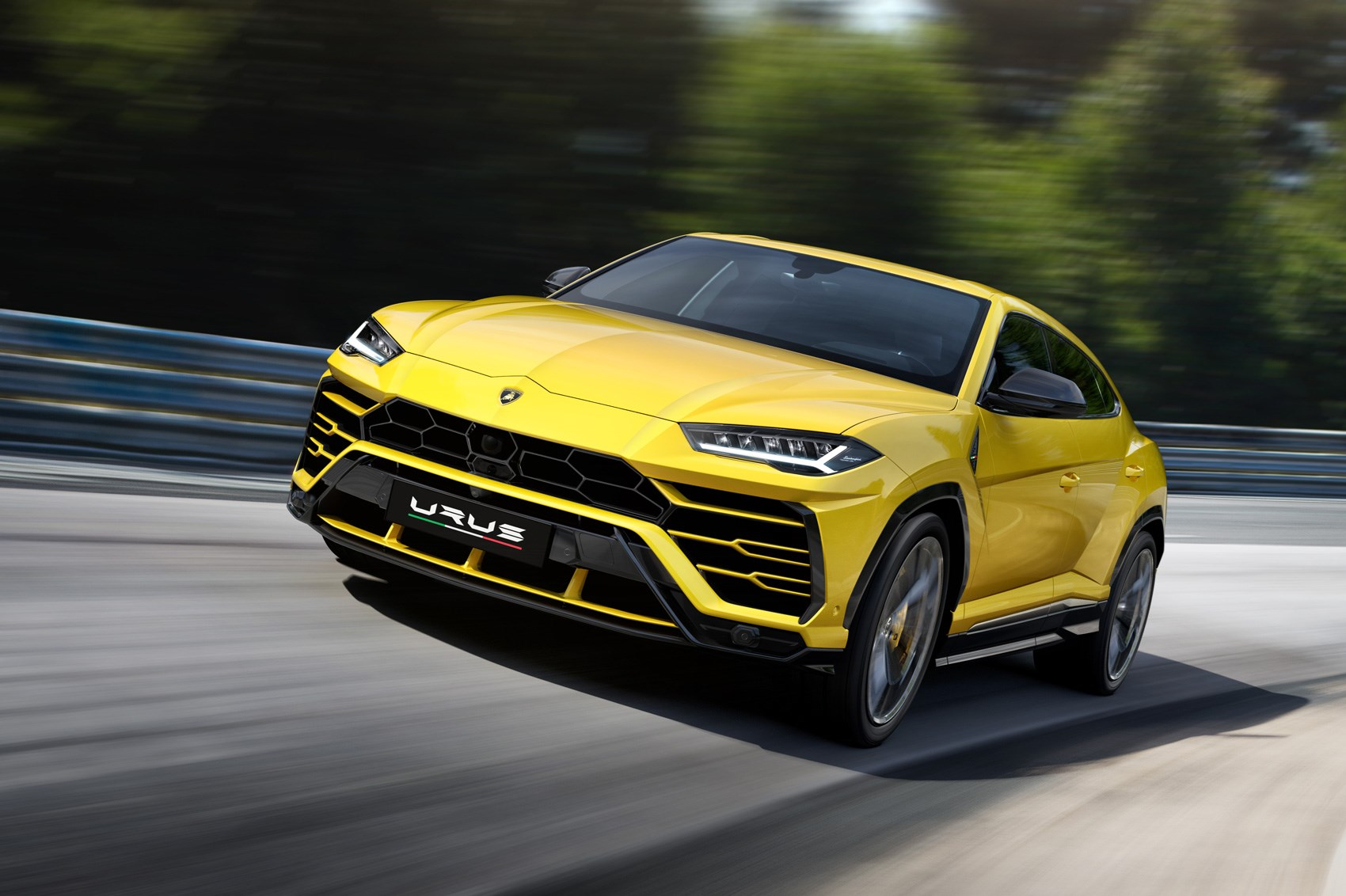 Lamborghini Urus (2018) SUV: Everything You Need To Know ...