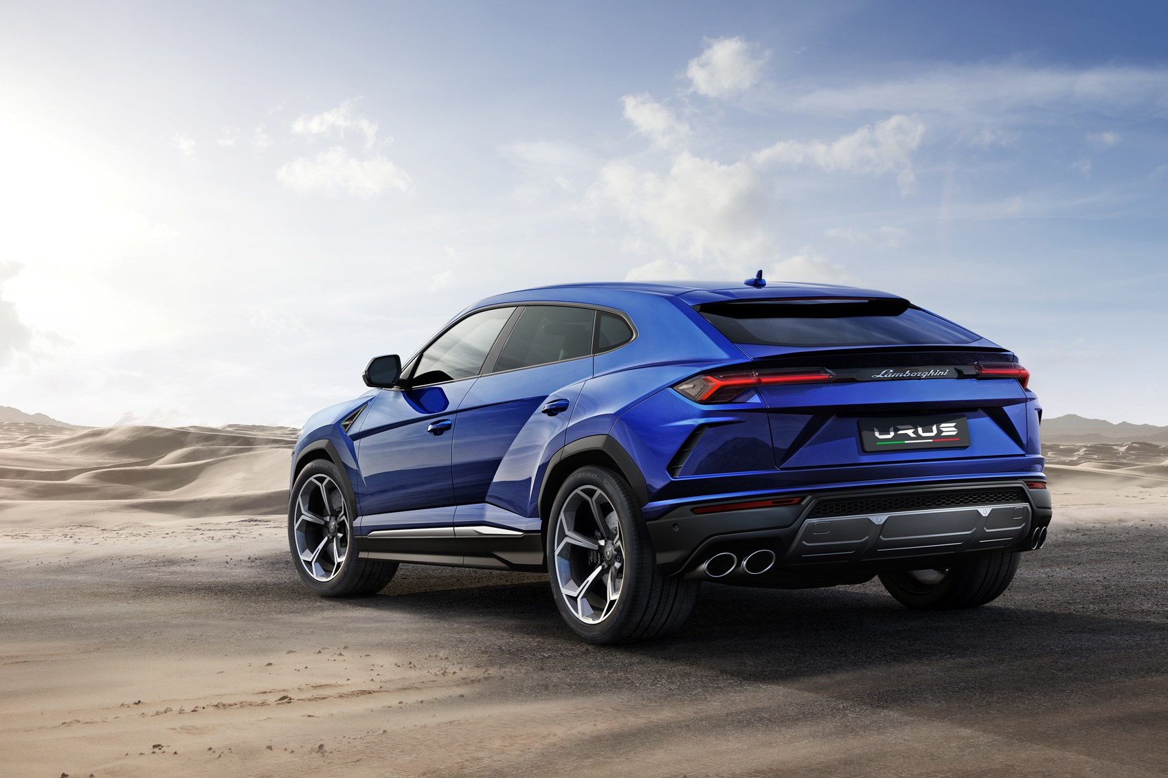... Lamborghini Urus (2018) SUV: Everything You Need To Know ...