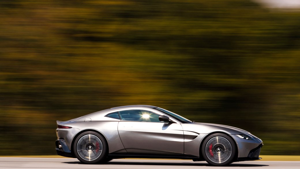 The New Aston Martin Vantage Revealed In Pictures CAR Magazine - How much is an aston martin