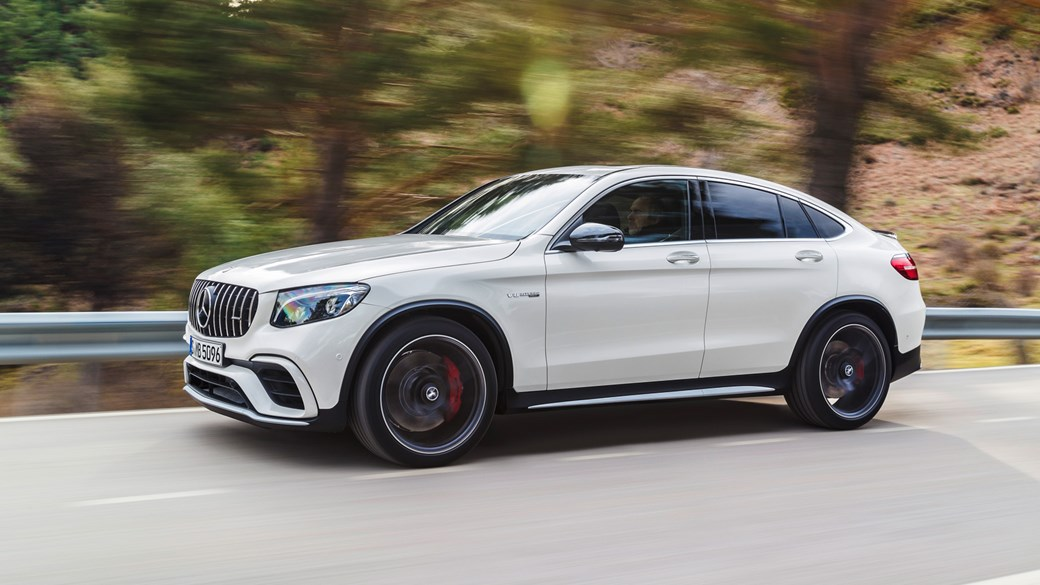mercedes-amg glc63 s 4matic coupe (2017) reviewcar magazine