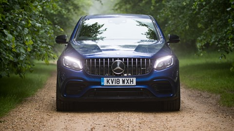 Mercedes-AMG GLC63 S review: as subtle as a sledgehammer