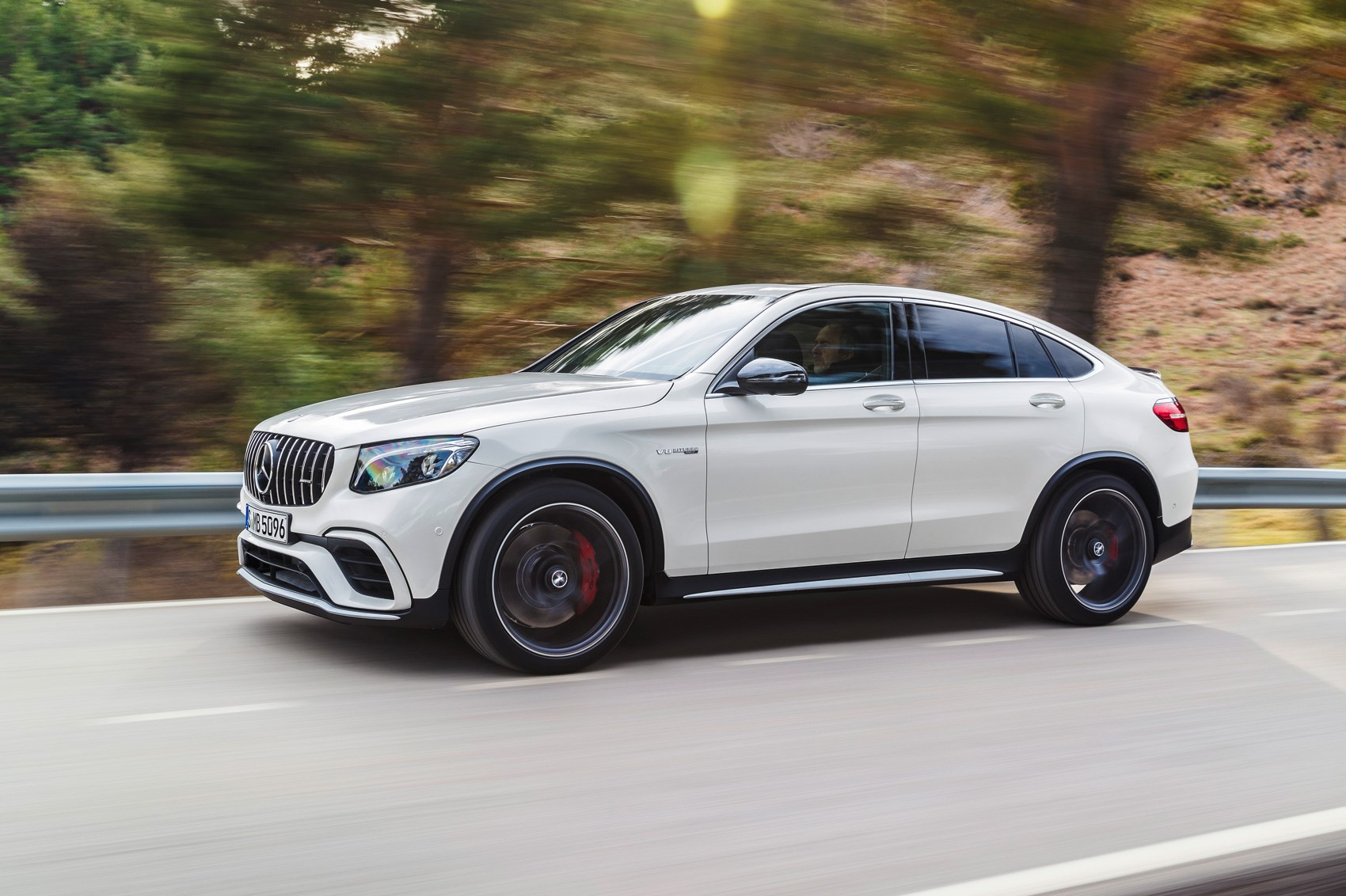 Mercedes Amg Glc63 S Review As Subtle As A Sledgehammer Car Magazine