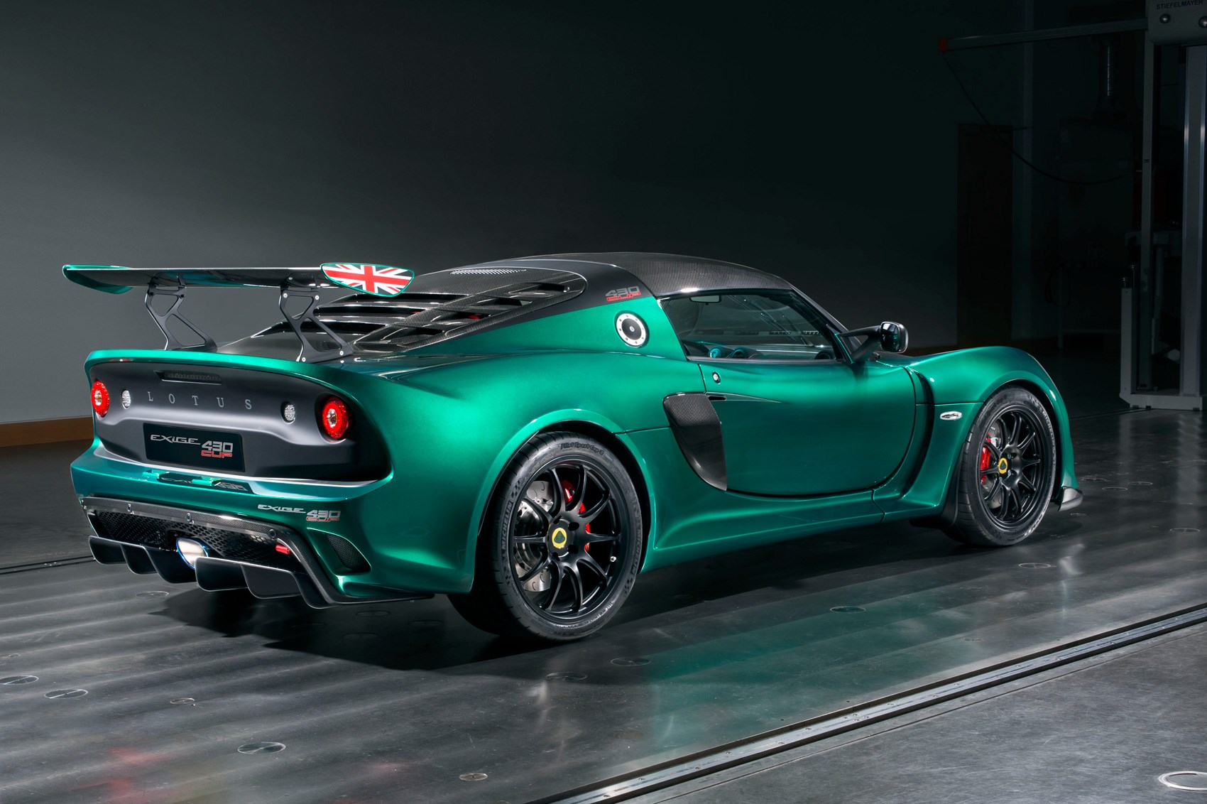 Lotus Exige Cup 430 Is The Fastest Lotus Road Car Ever