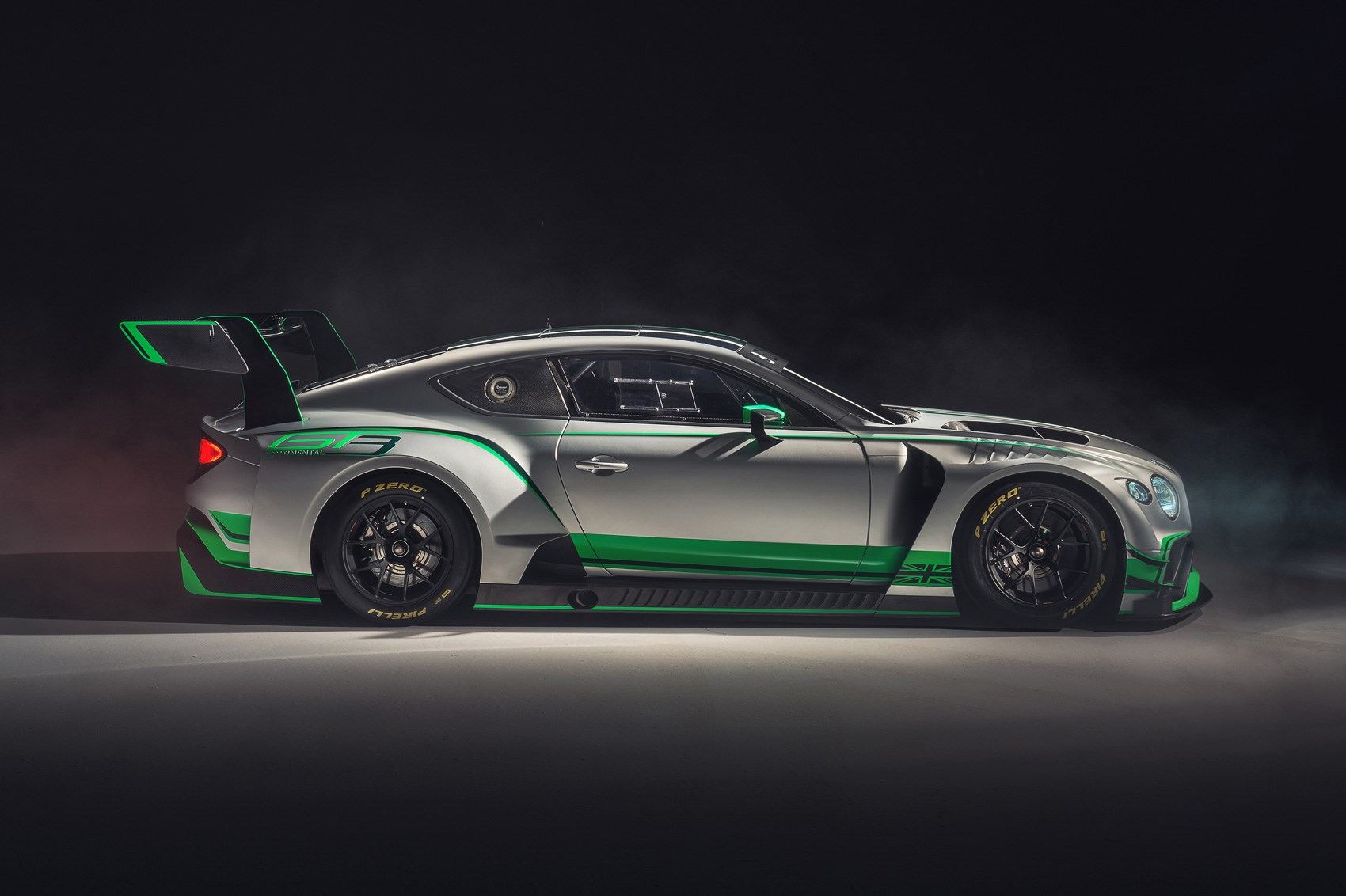 Mini Cup Race Car >> Stately racer: new Bentley Continental GT3 shapes up   CAR Magazine