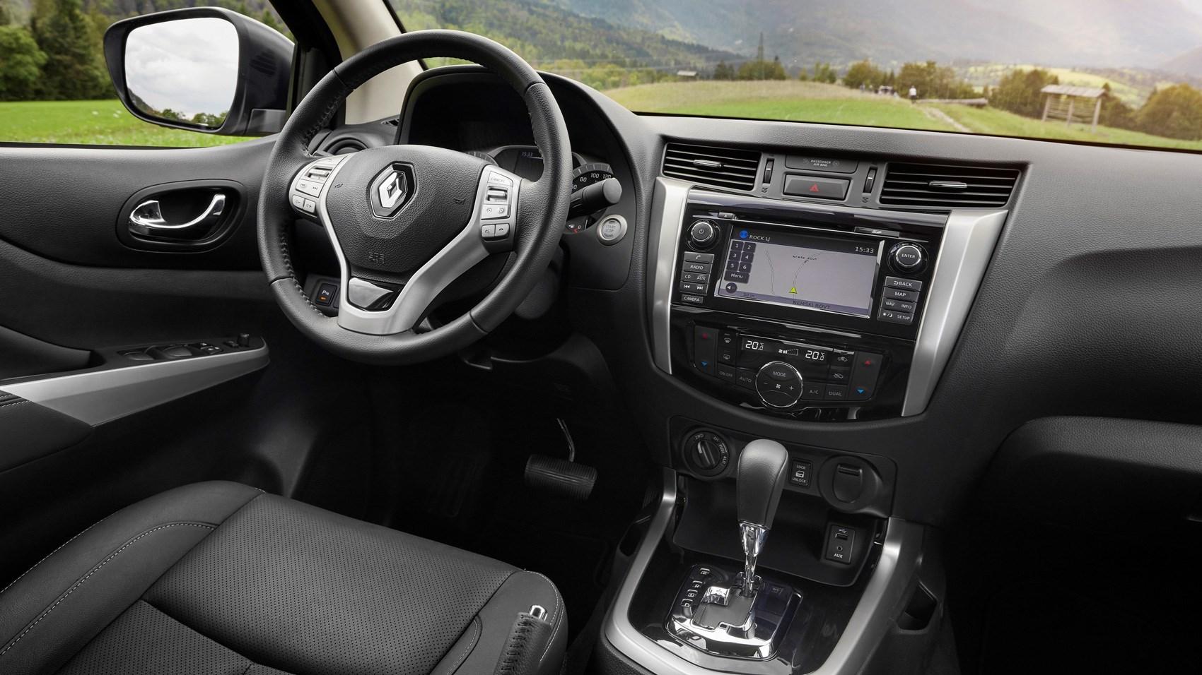 Renault Alaskan Pickup 2017 Review Car Magazine