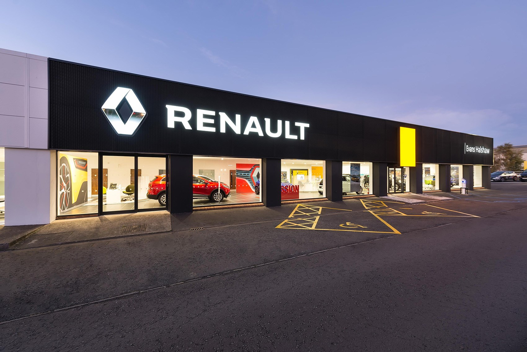 New 2018 Renault Store Dealerships