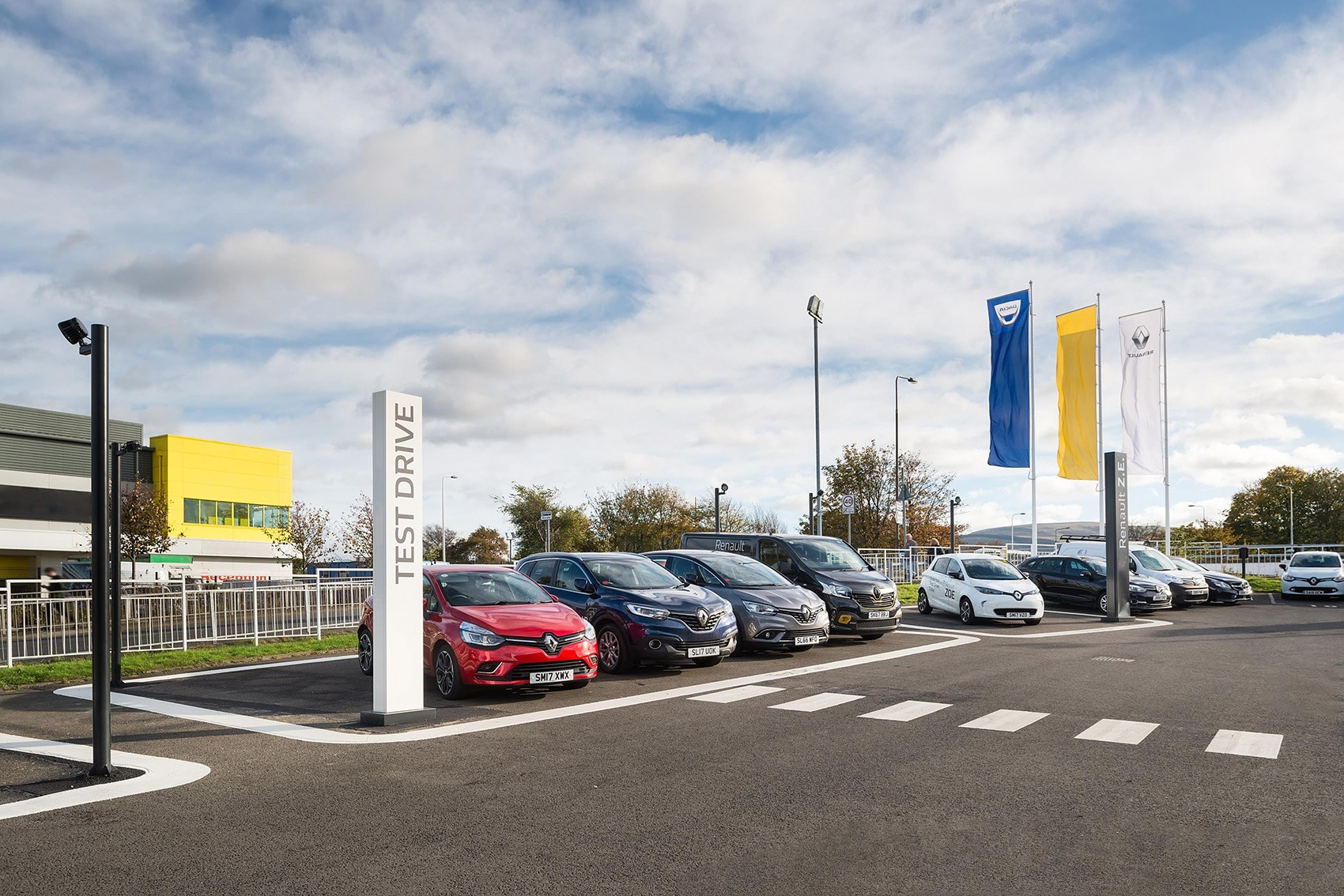New 2018 Renault Store Dealerships Car Magazine