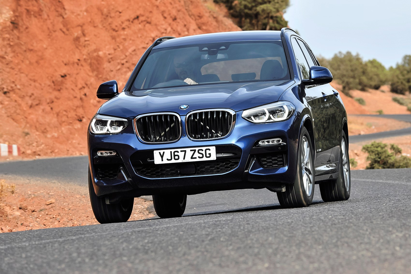 BMW X3 20d (2017) review by CAR Magazine
