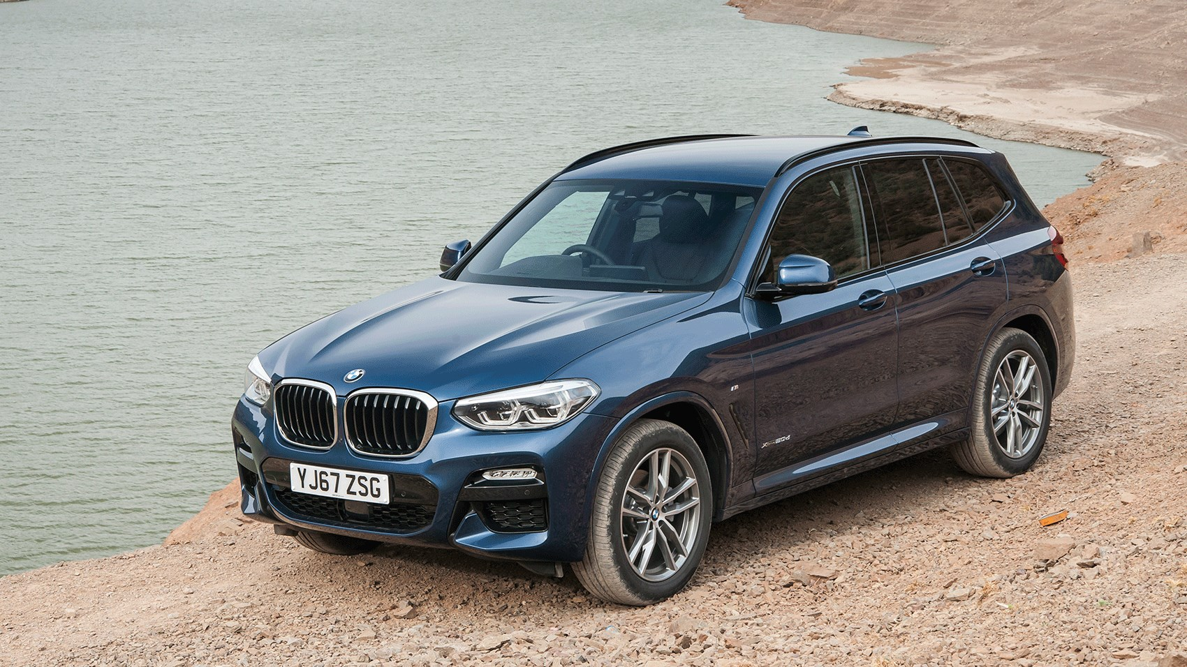 bmw x3 20d 2017 review by car magazine. Black Bedroom Furniture Sets. Home Design Ideas
