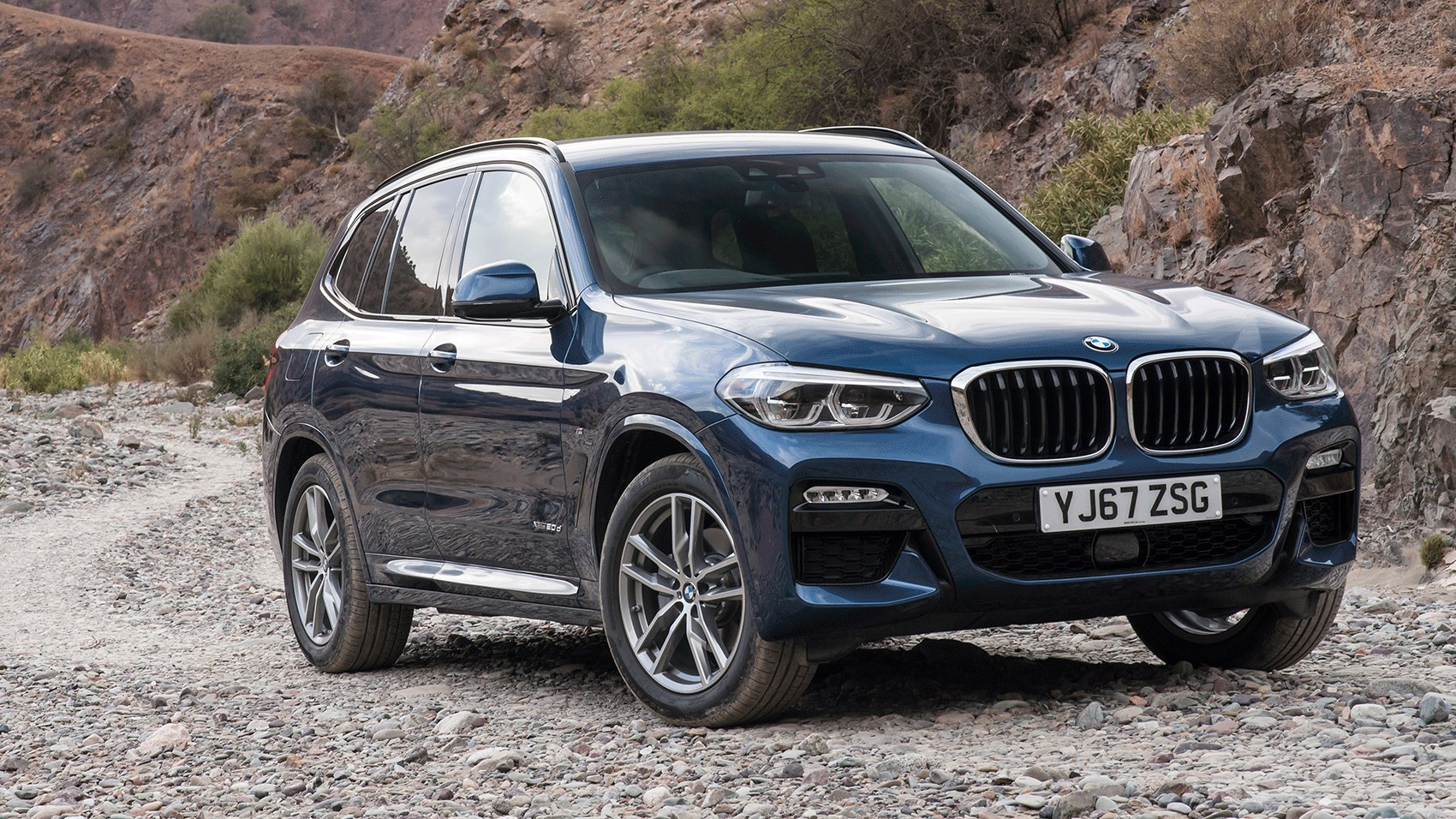 Bmw X3 20d 2017 Review By Car Magazine