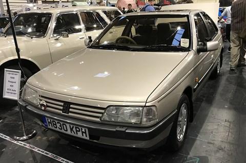 NEC Classic 2017 Peugeot 405