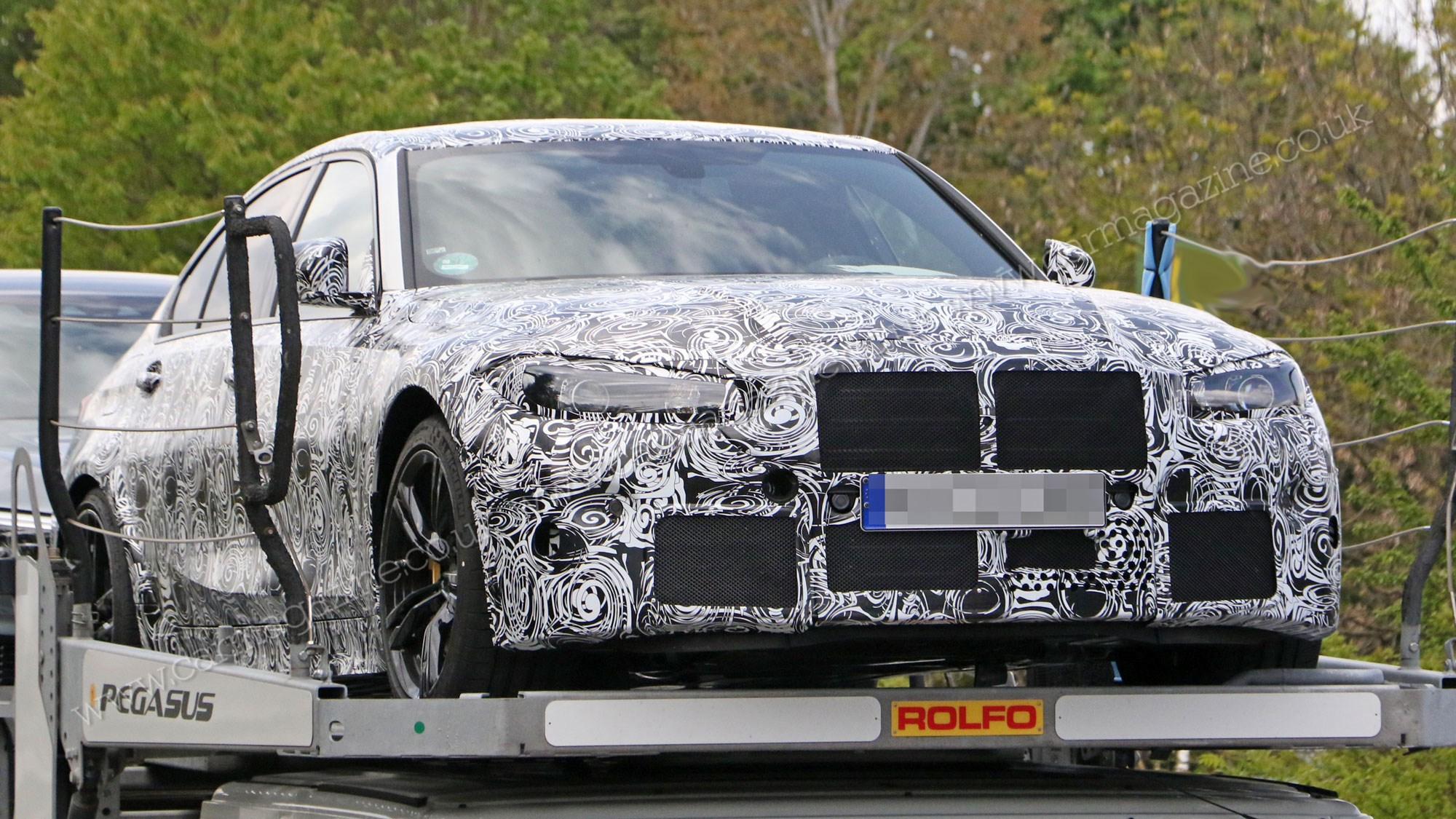 new 2020 bmw m3 (g80) news, specs, prices car magazinenew 2020 bmw m3 steps out in camo gear