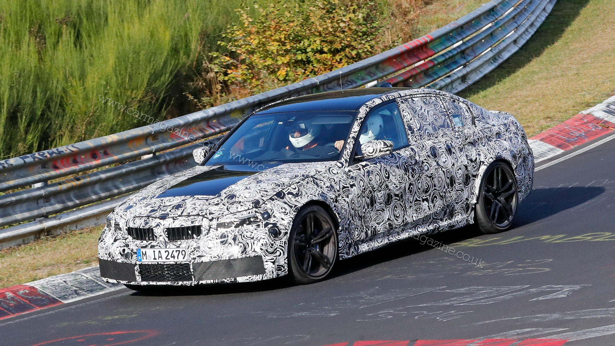 New 2020 Bmw M3 G80 Prototype Spied Testing At The Ring Car 2015 Mitsubishi Eclipse Efficiency And Velocity Best Auto Insurance